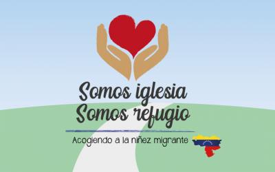 El Movimiento con la Niñez y Juventud lanza campaña por la niñez migrante venezolana: «Somos iglesia, somos refugio»